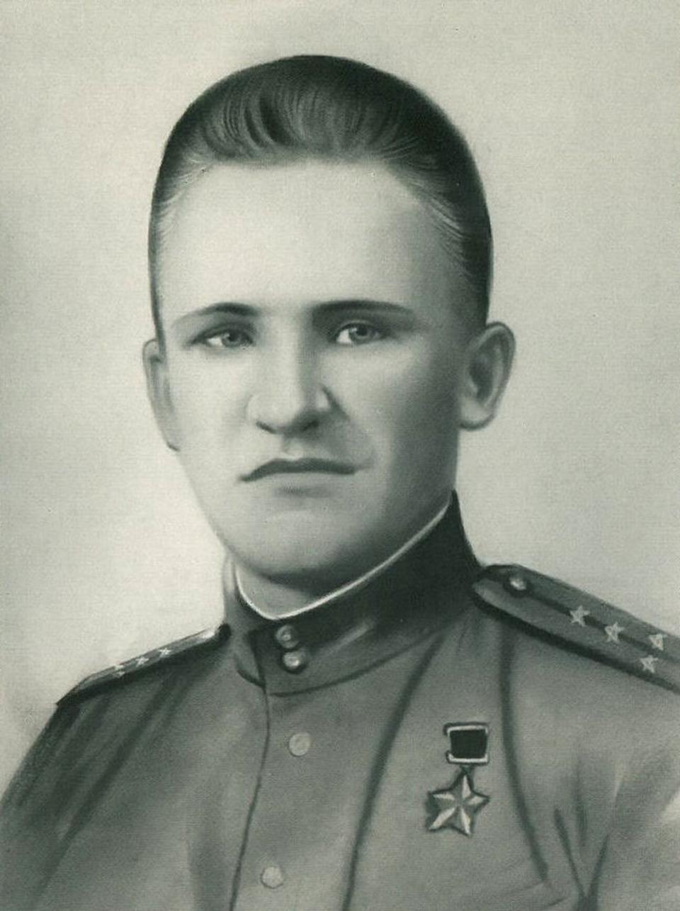 Герой советского союза кот василий